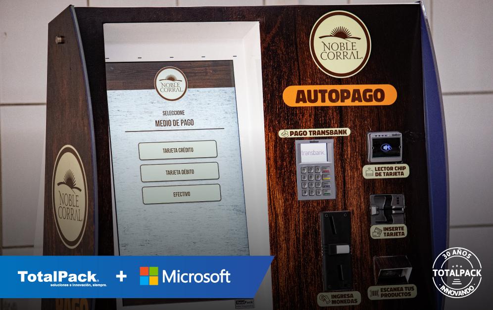TotalPack + Microsoft: Transformación Digital